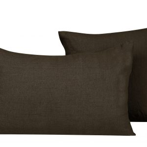 housse de coussin propriano brownie